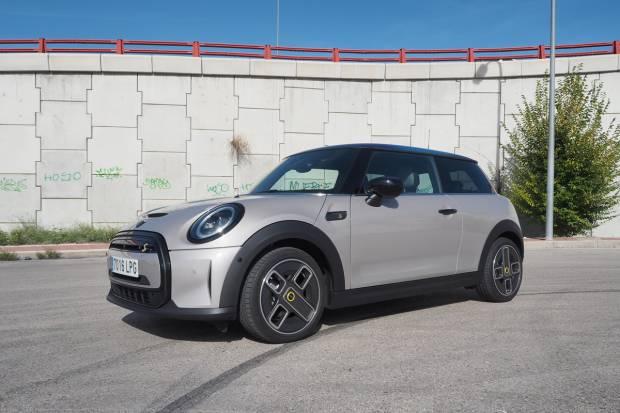 Prueba y opinión del Mini Cooper SE Electric: autonomía, precio y conducción