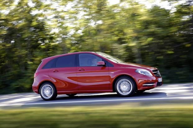 Nuevos Mercedes Clase A y B diésel de 90 CV