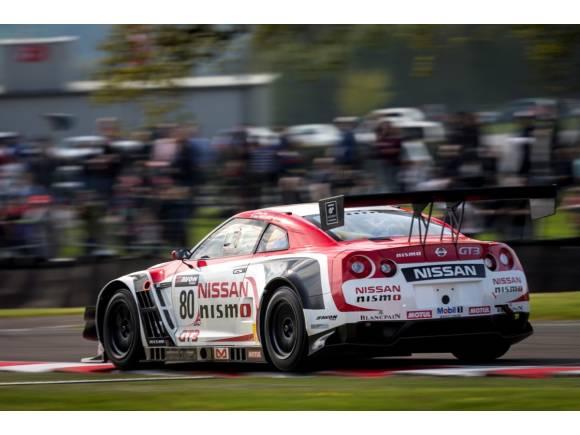 Nissan vuelve a las 24 Horas de Nurburgring con el GT-R Nismo GT3