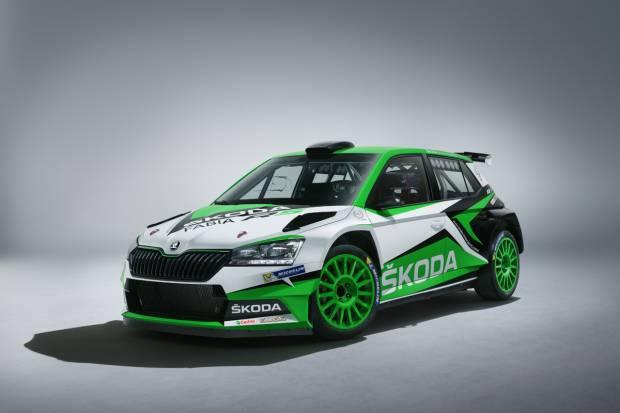 Skoda actualiza el Fabia R5 en el Salón de Ginebra
