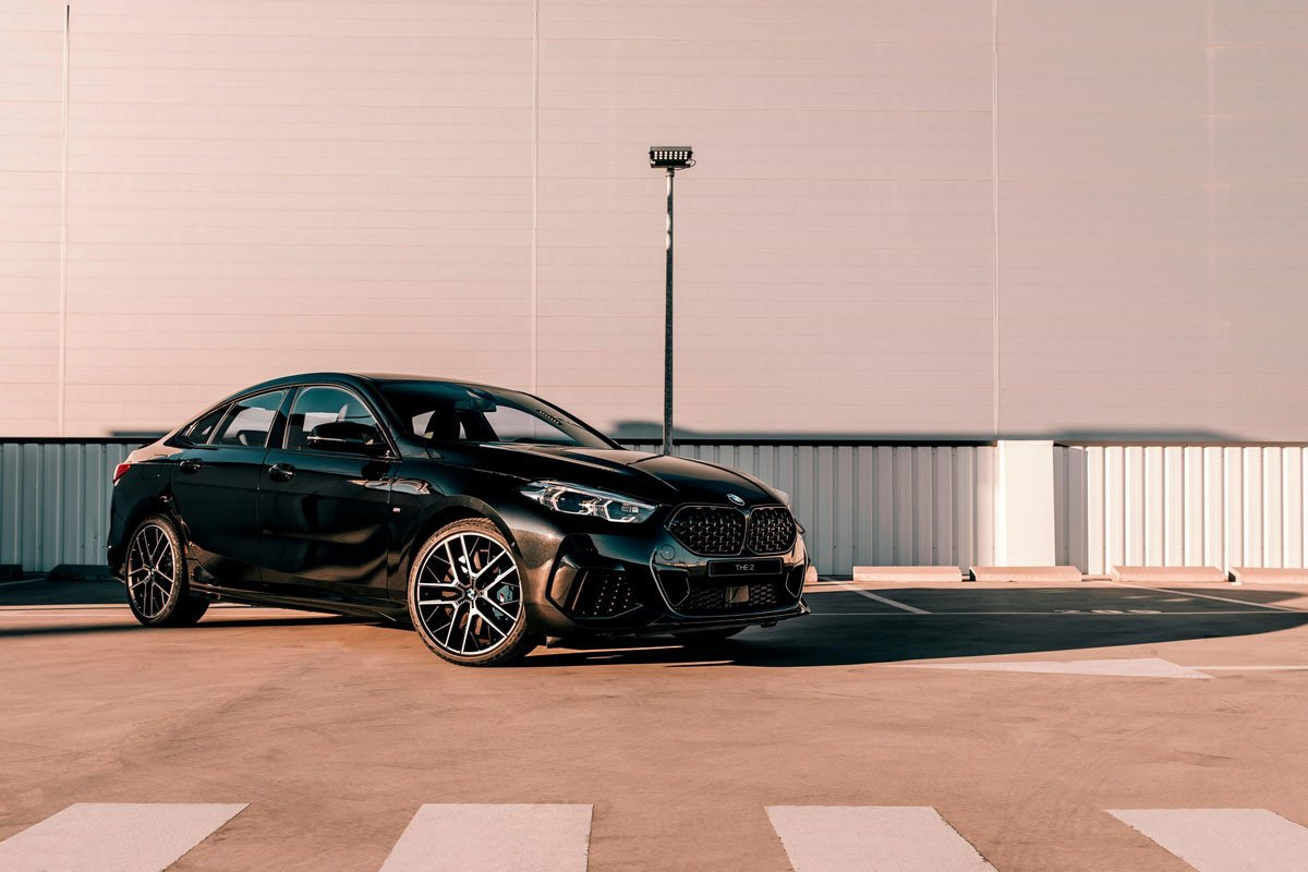 BMW Serie 2 Gran Coupe Black Shadow Edition