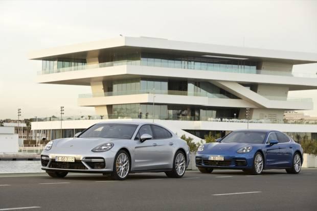 """Prueba: nuevo Porsche Panamera 2017: más """"nueveonce"""" que nunca"""