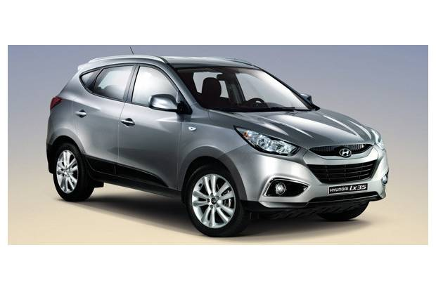 Nuevo SUV de Hyundai: ix35