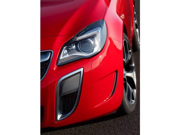 El nuevo Opel Insignia OPC se presentará en Frankfurt