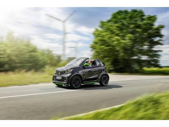 Nuevo smart Electric drive, el coche eléctrico urbano con 2 o 4 plazas