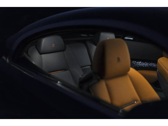 Nuevo Rolls-Royce Wraith Luminary, sólo 55 unidades