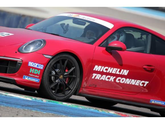 Michelin lanza el primer neumático conectado con tu móvil