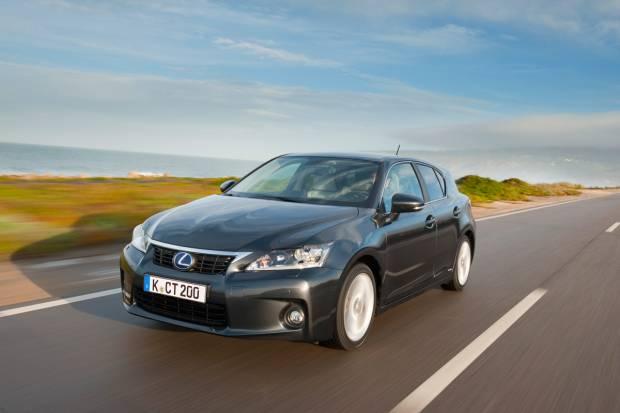 Lexus baja el precio del CT 200h hasta 23.900€