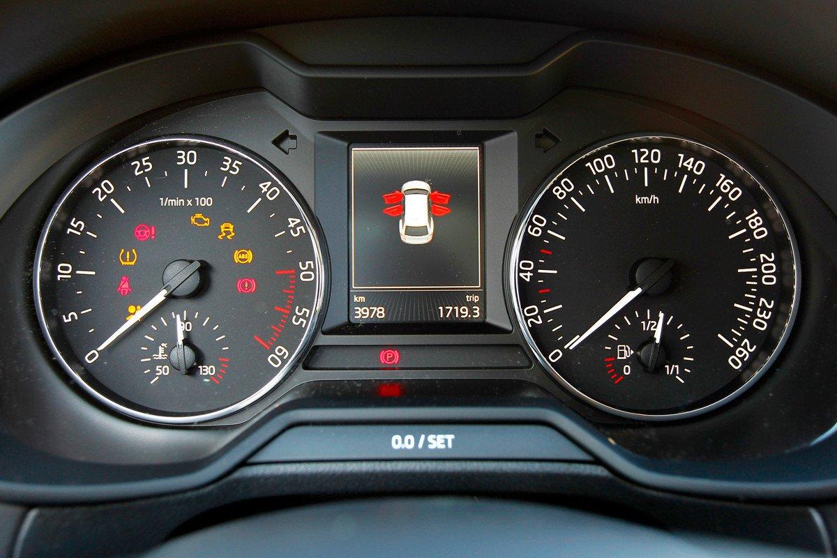 Skoda Octavia Combi 2.0 TDI 4x4