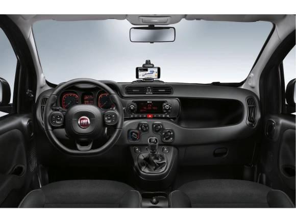 Fiat Panda Waze, con apps de navegación conectada