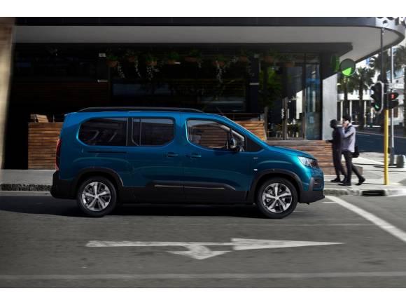 Nuevo Peugeot e-Rifter: todos los detalles del monovolumen eléctrico