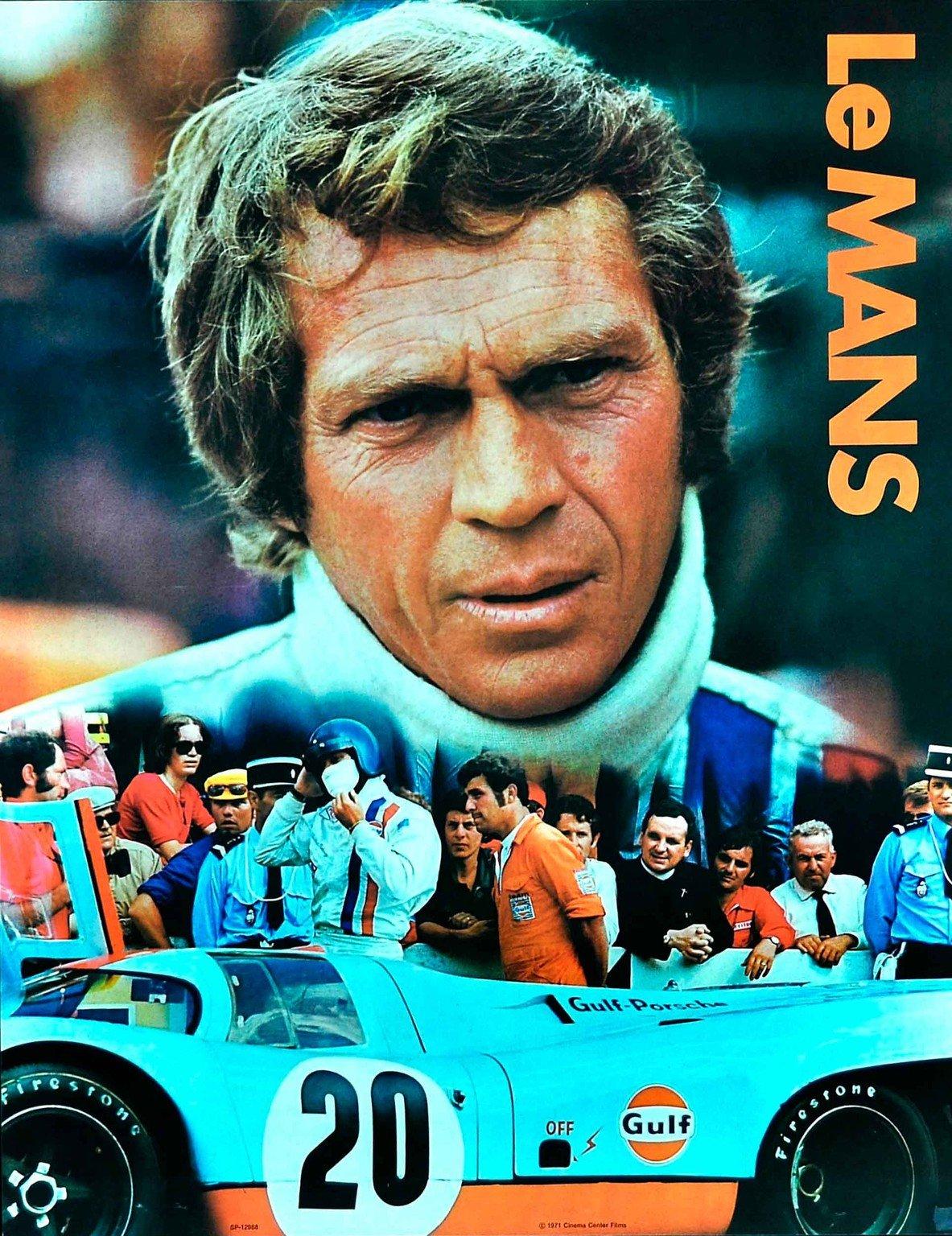 Steve Mcqueen Y Le Mans El Documental