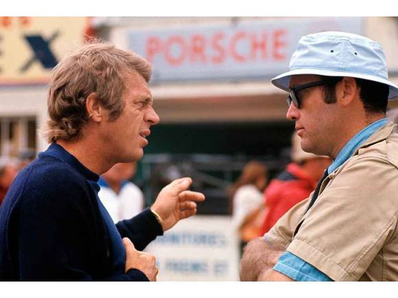 Steve McQueen y Le Mans: el documental