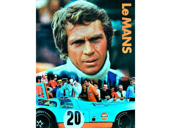 Steve McQueen y Le Mans: el documental