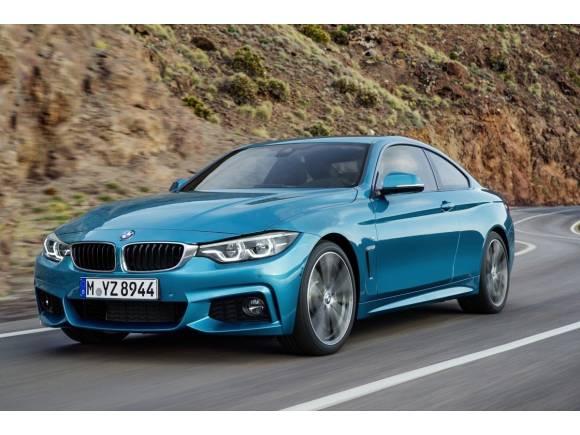 BMW Serie 4: renovación completa para 2017