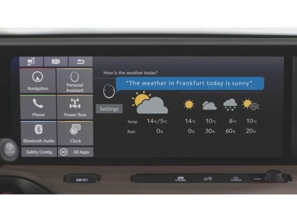 El Honda e contará con cinco pantallas en el salpicadero