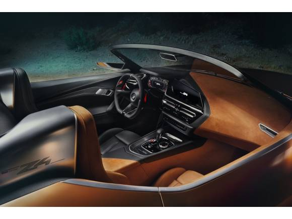 BMW Concept Z4: anticipo del roadster que llegará en 2018
