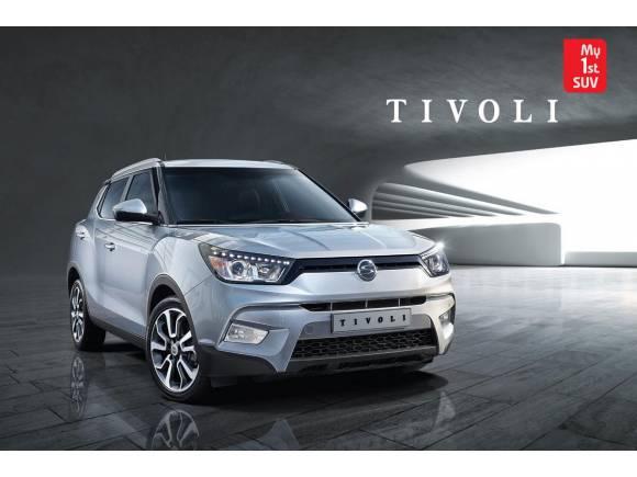 Ssangyong Tivoli: la apuesta para el segmento B SUV