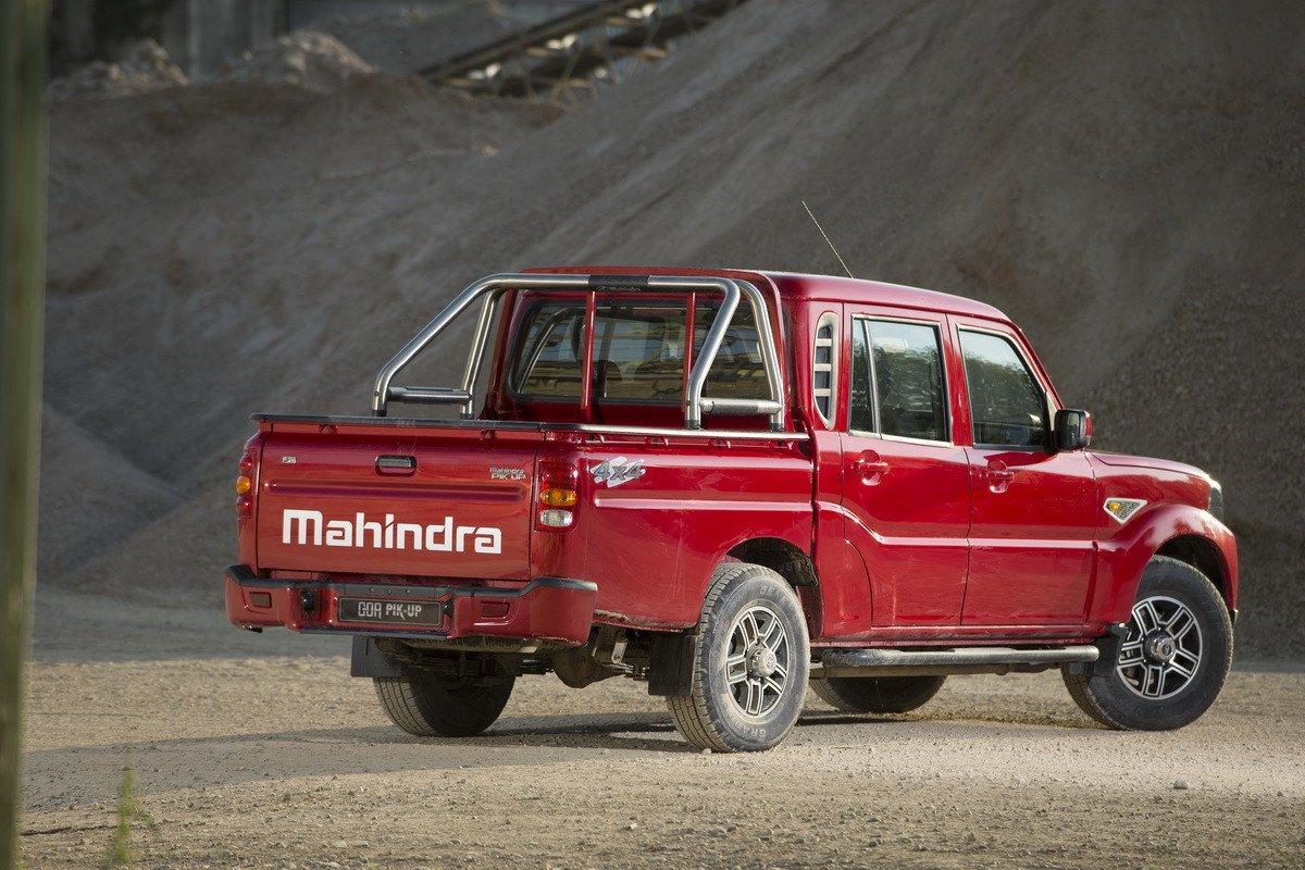 Mahindra GOA Pik-up Plus