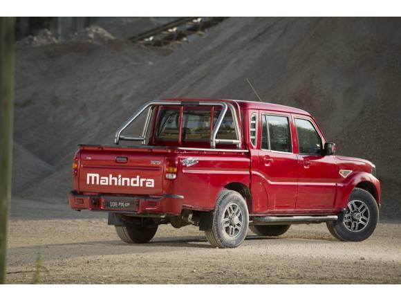 Primera prueba Mahindra GOA Pik-up Plus: preparado para los trabajos más duros