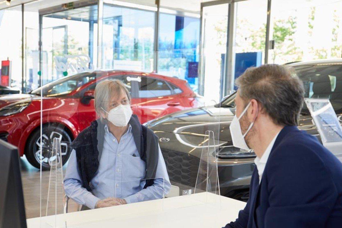 ventas de coches coronavirus