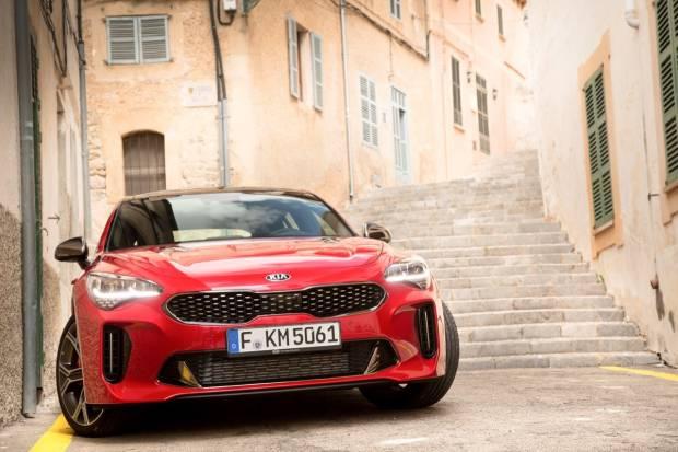 Prueba Kia Stinger: todo un Gran Turismo