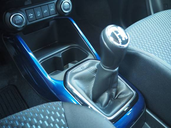 Prueba y opinión del Suzuki Ignis: con etiqueta ECO y tracción total
