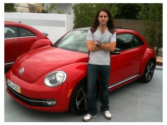 Prueba: nuevo Volkswagen Beetle, el Beetle del siglo XXI