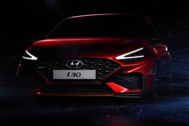 Primeras imágenes del Hyundai i30 2020