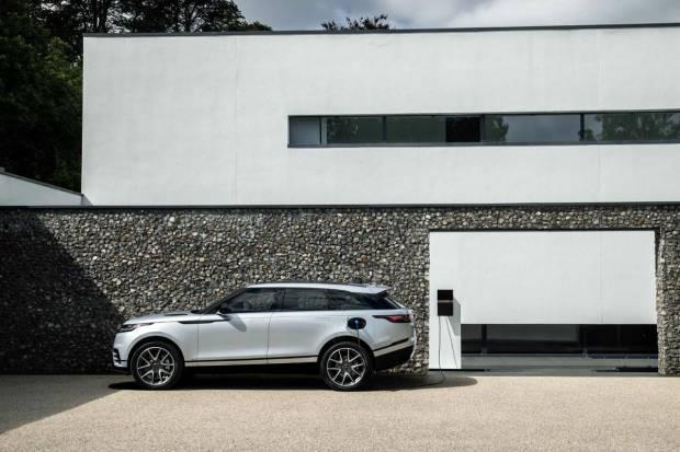 Range Rover Velar: llega un nuevo motor híbrido enchufable y más híbridos ligeros