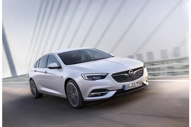 Opel Inisgnia Grand Sport: primeras fotos oficiales