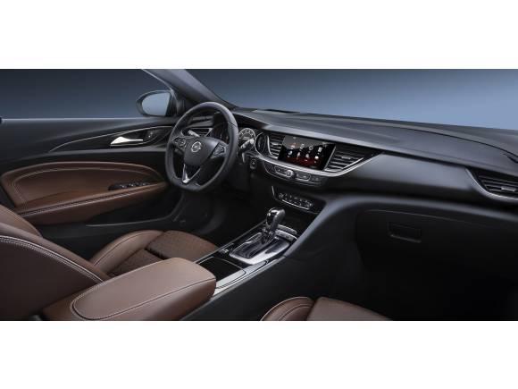 Opel Insignia Grand Sport: primeras fotos oficiales