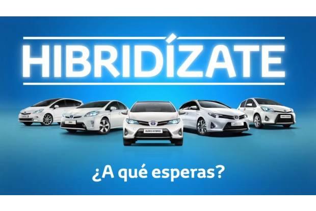 Toyota Hibridízate Fácil