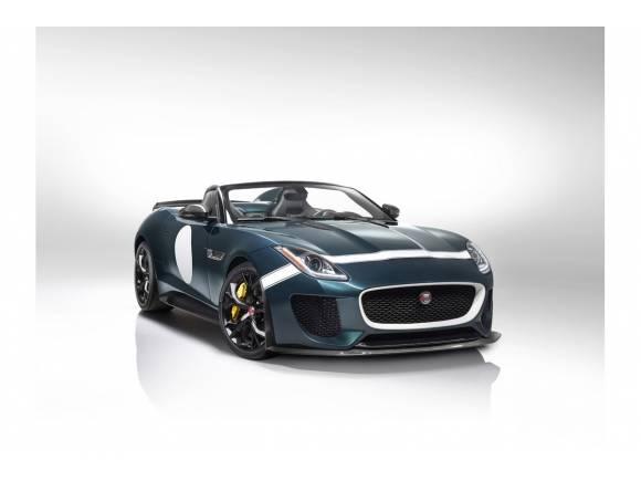Jaguar Project 7: el Jaguar de producción más rápido y potente