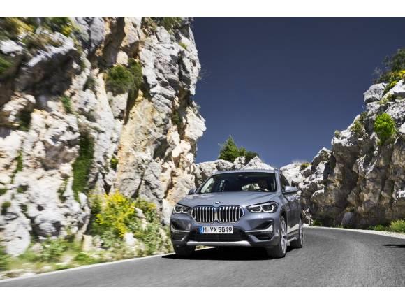 Nuevo BMW X1: un lavado de cara para el SAV pequeño