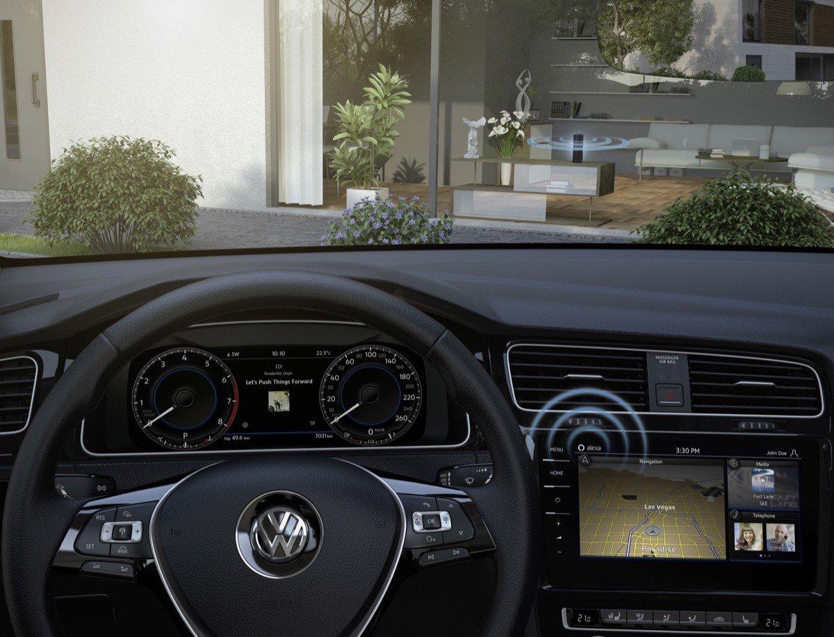 Volkswagen CES Las Vegas