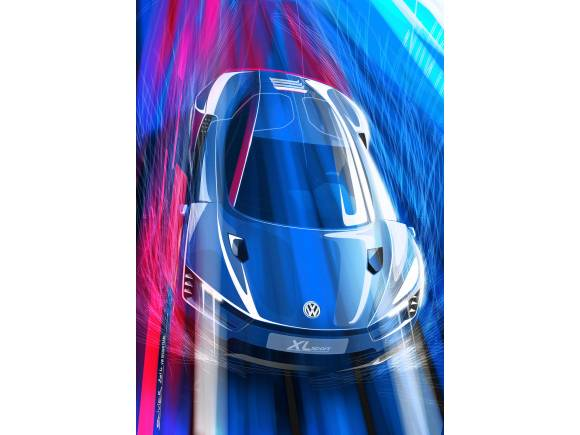 XL Sport: la primera unión de Volkswagen y Ducati