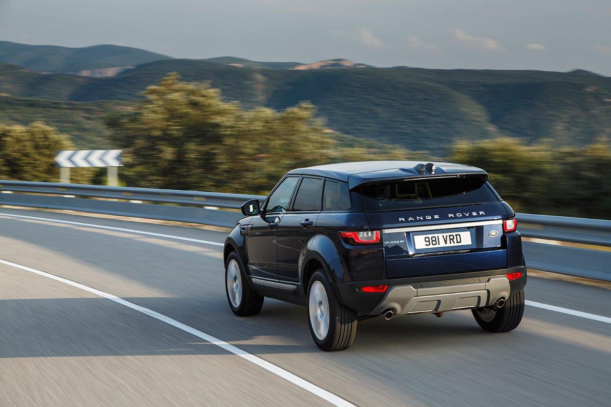Range Rover Evoque 2016 4x2