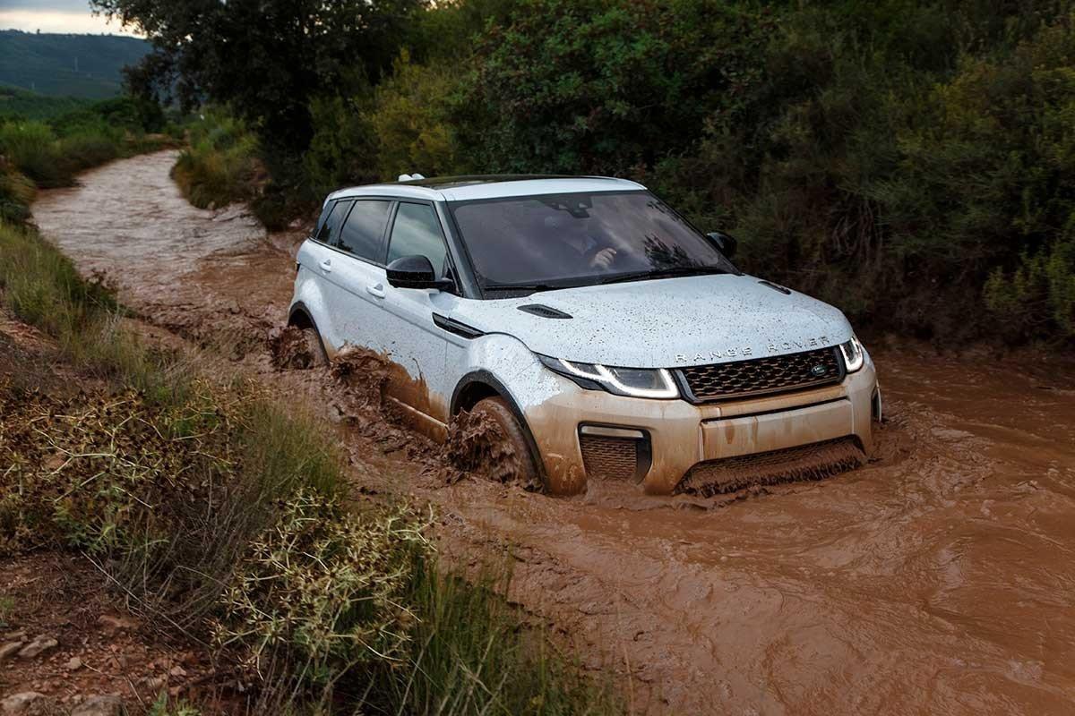 Range Rover Evoque 2016 4x4