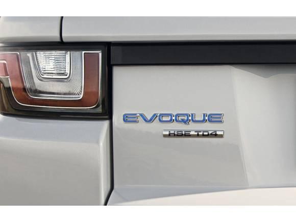 Nuevo Range Rover Evoque 2016: Primera prueba, fotos y video
