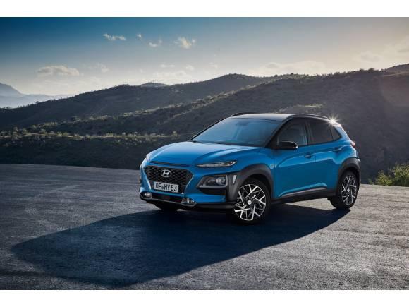 Nuevo Hyundai Kona híbrido: la tercera variante