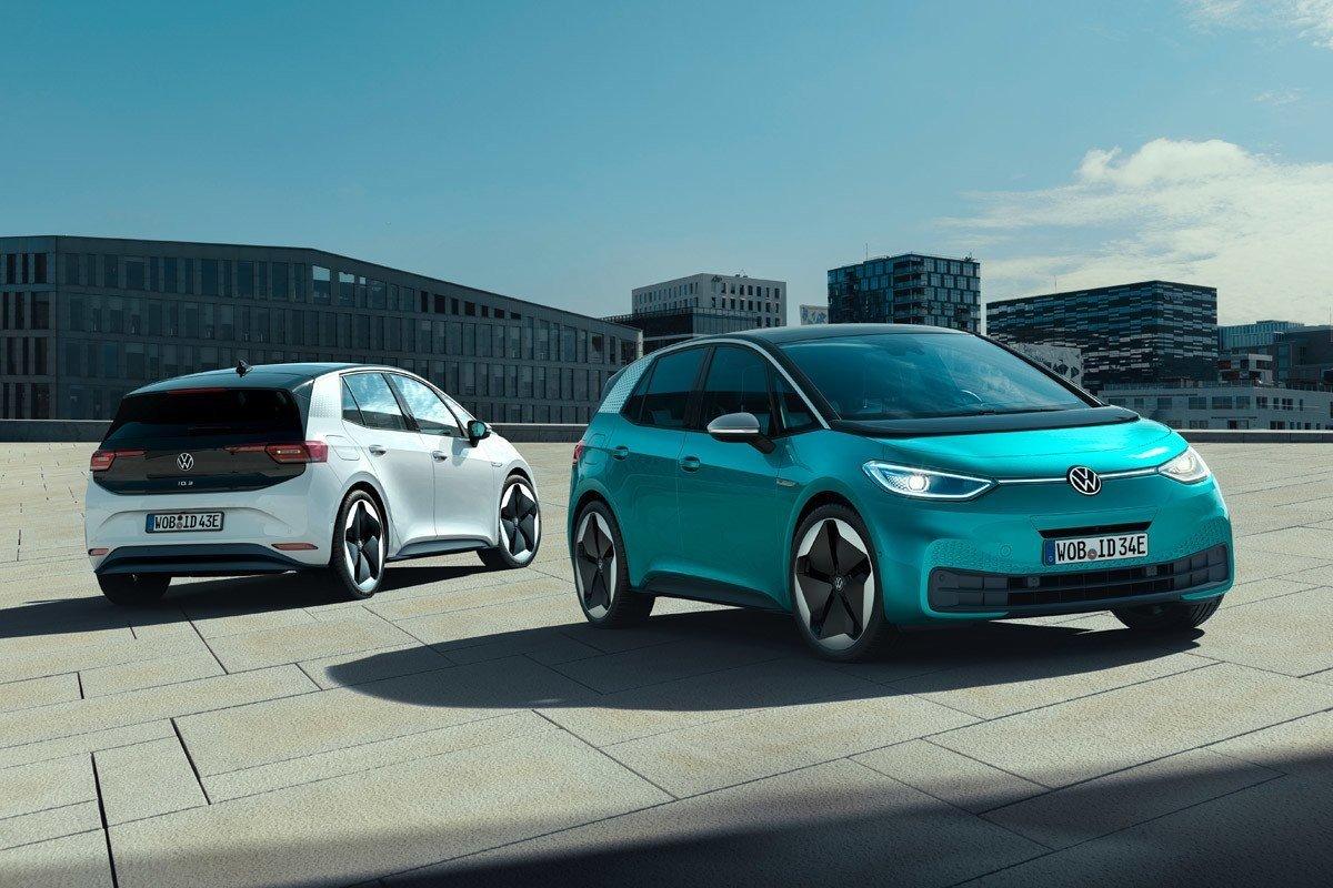 Volkswagen eléctrico Seat