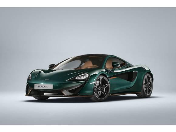 Nuevo McLaren 570GT edición especial