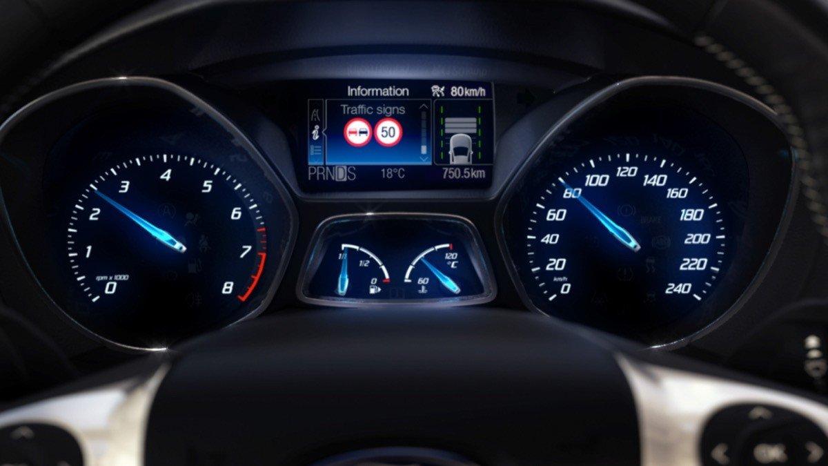 Sistema de reconocimiento de señales de tráfico