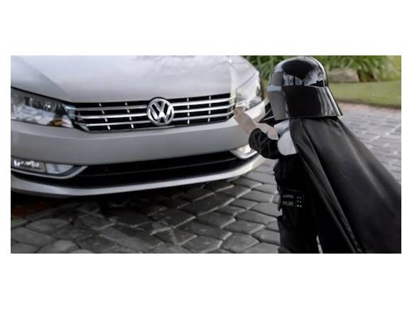 Vídeo: Anuncio nuevo Volkswagen Passat y Darth Vader