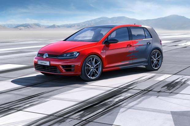 Volkswagen Golf R Touch o cómo manejar tu coche por gestos