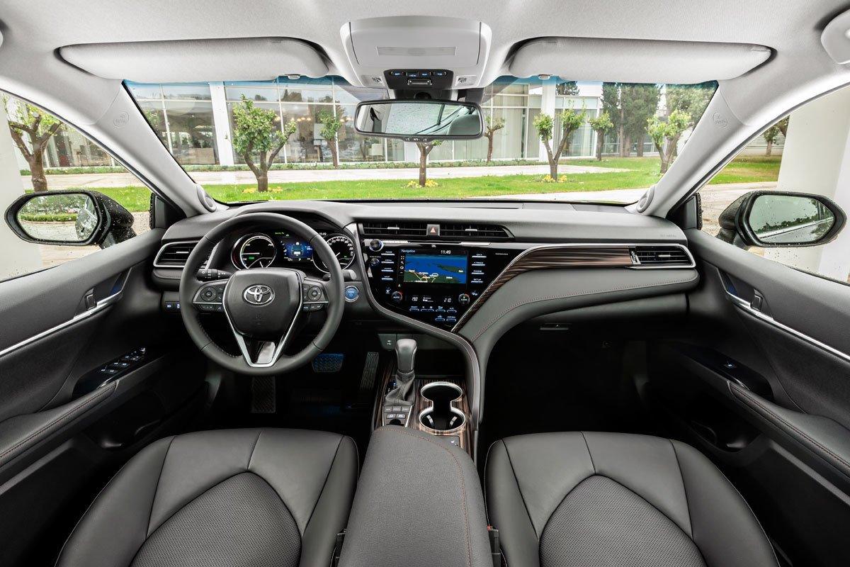 Prueba Toyota Camry