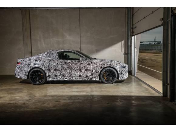 BMW M3 y BMW M4: primeras imágenes con camuflaje