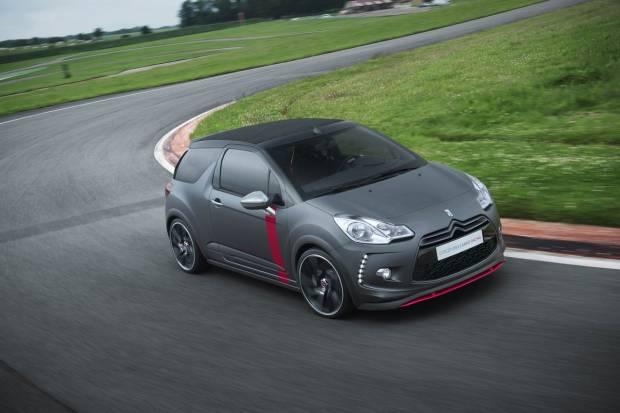 El Citroën DS3 Cabrio Racing pasa de prototipo a edición limitada