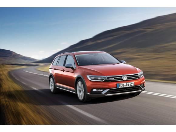 La segunda generación del Volkswagen Passat Alltrack se verá en Ginebra